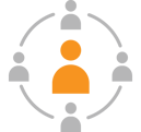supportive-network-orange